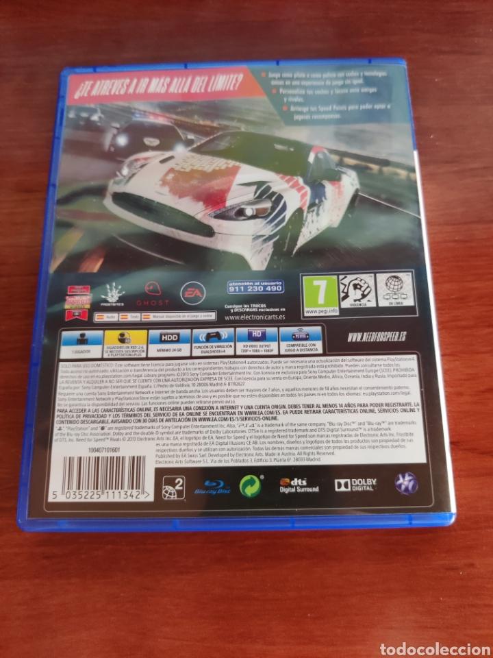 Videojuegos y Consolas PS4: Juego PS4 Need for Speed rivals como nuevo - Foto 4 - 239603785
