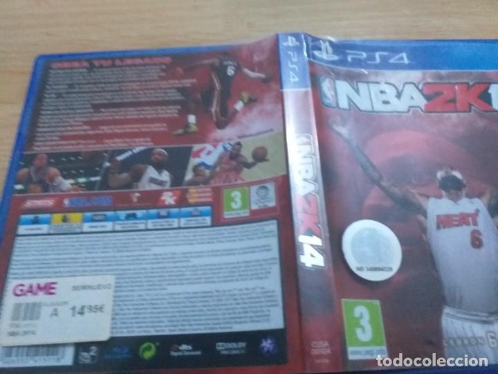 NBA2K14 PAL ESP (Juguetes - Videojuegos y Consolas - Sony - PS4)