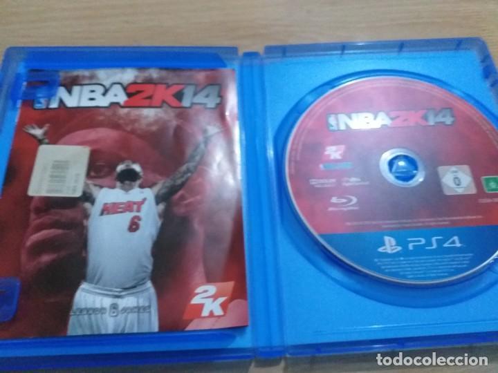 Videojuegos y Consolas PS4: NBA2K14 PAL ESP - Foto 2 - 239925690