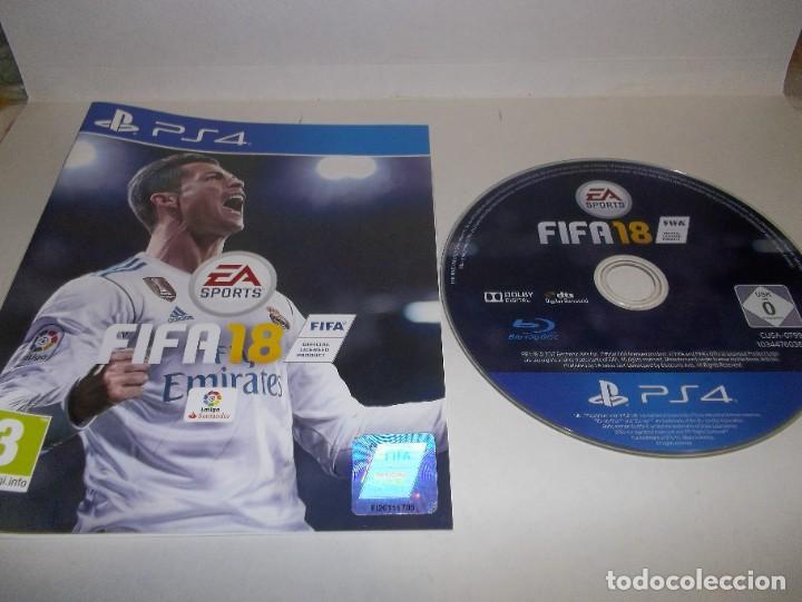 PS4 FIFA 18 SONY PLAYSTATION 4 (Juguetes - Videojuegos y Consolas - Sony - PS4)