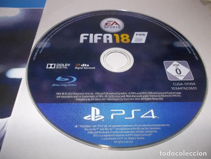 Videojuegos y Consolas PS4: PS4 FIFA 18 SONY PlayStation 4 - Foto 2 - 241110355