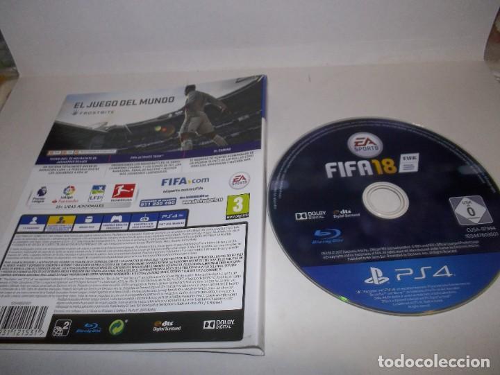 Videojuegos y Consolas PS4: PS4 FIFA 18 SONY PlayStation 4 - Foto 4 - 241110355