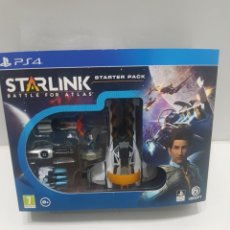 Videojuegos y Consolas PS4: PACK STARLINK BATTLE FOR ATLAS PS4 NUEVO SIN ABRIR. Lote 241464600