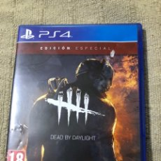 Videojuegos y Consolas PS4: JUEGO PS4 DEAD BY DAYLIGHT COMO NUEVO. Lote 243475620