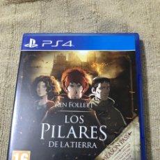 Videojuegos y Consolas PS4: PS4 LOS PILARES DE LA TIERRA. Lote 243475895