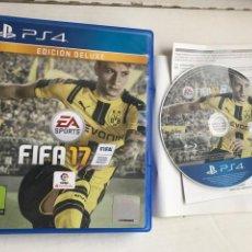 Videojuegos y Consolas PS4: FIFA 17 PS4 PLAYSTATION 4 PLAY STATION KREATEN. Lote 243533050