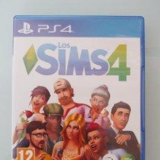 Videojuegos y Consolas PS4: LOS SIMS 4 PARA PS4 EN ESPAÑOL COMPLETO. Lote 243567180