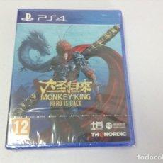 Videojuegos y Consolas PS4: MONKEY KING HERO IS BACK. Lote 243828040