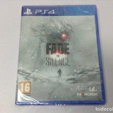 Videojuegos y Consolas PS4: FADE TO SILENCE. Lote 244201425