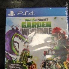 Videojuegos y Consolas PS4: PLANTS VS ZOMBIES GARDEN WARFARE (PS4) -. Lote 244519020