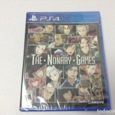 Videojuegos y Consolas PS4: THE NONARY GAMES. Lote 244553270