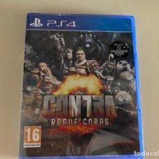 Videojuegos y Consolas PS4: CONTRA ROGUE OPS SONY PLAYSTATION 4 PS4 PAL NUEVO PRECINTADO. Lote 244623955