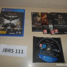 Videojuegos y Consolas PS4: PS4 - BATMAN ARKHAN KNIGHT , PAL ESPAÑOL , COMPLETO. Lote 244640945