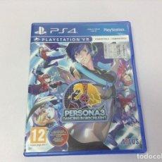 Videojuegos y Consolas PS4: PERSONA 3 DANCING IN MOONLIGHT. Lote 244731460