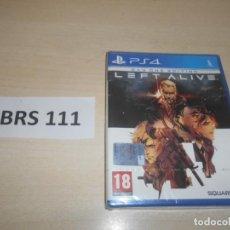 Videojuegos y Consolas PS4: PS4 - LEFT ALIVE - DAY ONE EDITION , PAL ESPAÑOL , PRECINTADO. Lote 244735605