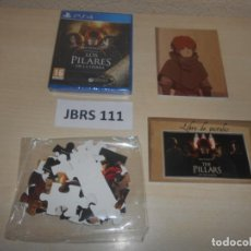Videojuegos y Consolas PS4: PS4 - LOS PILARES DE LA TIERRA - EDICION COLECIONISTA , PRECINTADO. Lote 244735855