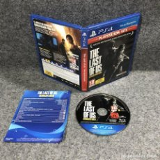 Videojuegos y Consolas PS4: THE LAST OF US REMASTERED SONY PLAYSTATION 4 PS4. Lote 244837665
