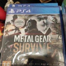 Videojuegos y Consolas PS4: METAL GEAR SURVIVE - PS4 - PAL ESP. Lote 245497000