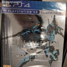 Videojuegos y Consolas PS4: ZONE OF THE ENDERS - THE 2ND RUNNER - MARS - PS4 - PLAYSTATION 4 - NUEVO. Lote 245497235