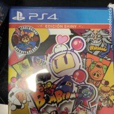 Videojuegos y Consolas PS4: SUPER BOMBERMAN R - PS4 - PAL ESP. Lote 245497340