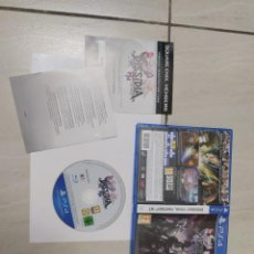 Videojuegos y Consolas PS4: DISSIDIA FINAL FANTASY NT SONY PS4 PLAYSTATION 4 COMPLETO PAL-ESPAÑA. Lote 245953580