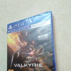 Videojuegos y Consolas PS4: JUEGO PS4, EVE VALKYRIE ( NUEVO PLASTIFICADO ). Lote 246182900