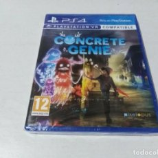Videojuegos y Consolas PS4: CONCRETE GENIE PS4 PLAYSTATION 4 EDICION ESPAÑOLA NUEVO PRECINTADO. Lote 246518850