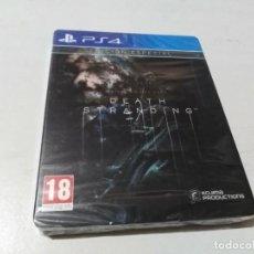 Videojuegos y Consolas PS4: DEATH STRANDING PS4 PLAYSTATION 4 EDICION ESPAÑOLA NUEVO PRECINTADO. Lote 246519405