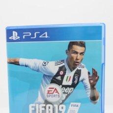 Videojuegos y Consolas PS4: PS4 FIFA 19 2019 EA SPORTS. Lote 246578500