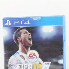 Videojuegos y Consolas PS4: PS4 FIFA 18 2018 EA SPORTS. Lote 246578870