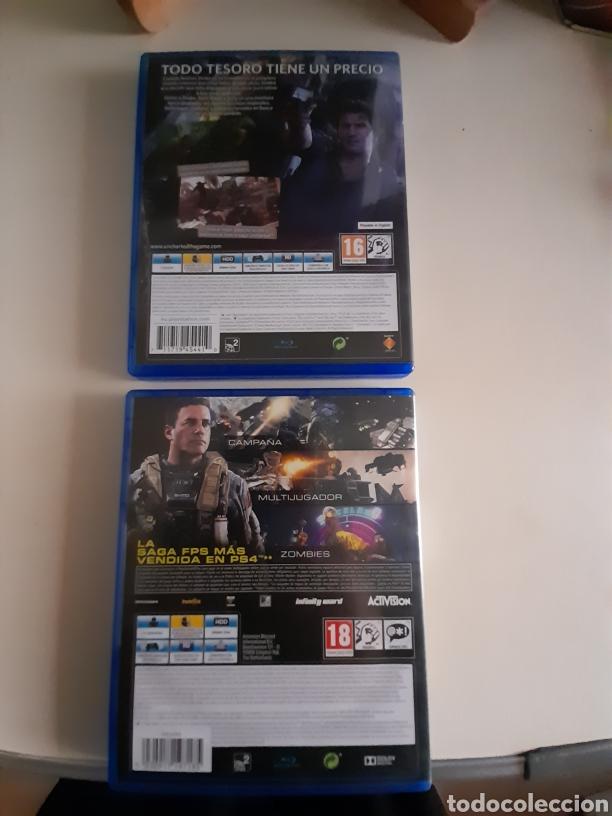 Videojuegos y Consolas PS4: PS4 VIDEOJUEGOS UNCHARTED 4 Y CALL OF DUTY INFINITE WARFARE - Foto 3 - 247522545