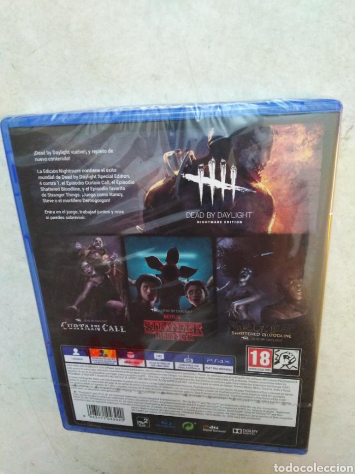 Videojuegos y Consolas PS4: Dead by daylight juego ps4, nuevo a estrenar - Foto 2 - 252076775