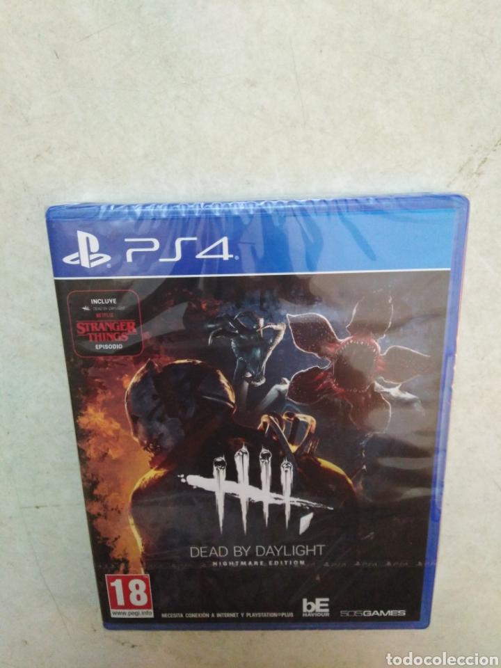 DEAD BY DAYLIGHT JUEGO PS4, NUEVO A ESTRENAR (Juguetes - Videojuegos y Consolas - Sony - PS4)