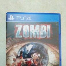 Videojuegos y Consolas PS4: ZOMBI JUEGO PS4. Lote 252077015