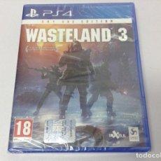 Videojuegos y Consolas PS4: WASTELAND 3 DAY ONE EDITION. Lote 253539425