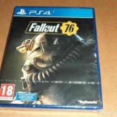 Videojuegos y Consolas PS4: FALLOUT 76, PARA SONY PLAYSTATION 4 / PS4 ,A ESTRENAR, PAL. Lote 253671635