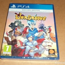 Videojuegos y Consolas PS4: WARGROOVE DELUXE EDITION. , PARA SONY PLAYSTATION 4 ,A ESTRENAR, PAL. Lote 253671710