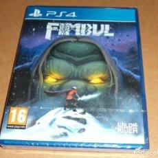 Videojuegos y Consolas PS4: FIMBUL PARA SONY PLAYSTATION 4 / PS4 ,A ESTRENAR, PAL. Lote 253671770