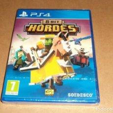 Videojuegos y Consolas PS4: 8-BIT HORDES PARA SONY PLAYSTATION 4 / PS4 ,A ESTRENAR, PAL. Lote 253671860