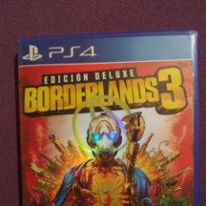 Videojuegos y Consolas PS4: PS4 BORDERLANDS 3 DELUXE. COMO NUEVO!. Lote 253755795