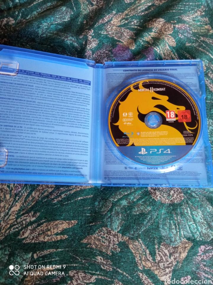 Videojuegos y Consolas PS4: Red Dead Redemption y Mortal Kombat 11 Ps4 - Foto 2 - 254356805