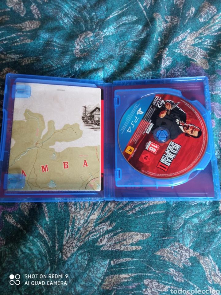 Videojuegos y Consolas PS4: Red Dead Redemption y Mortal Kombat 11 Ps4 - Foto 3 - 254356805