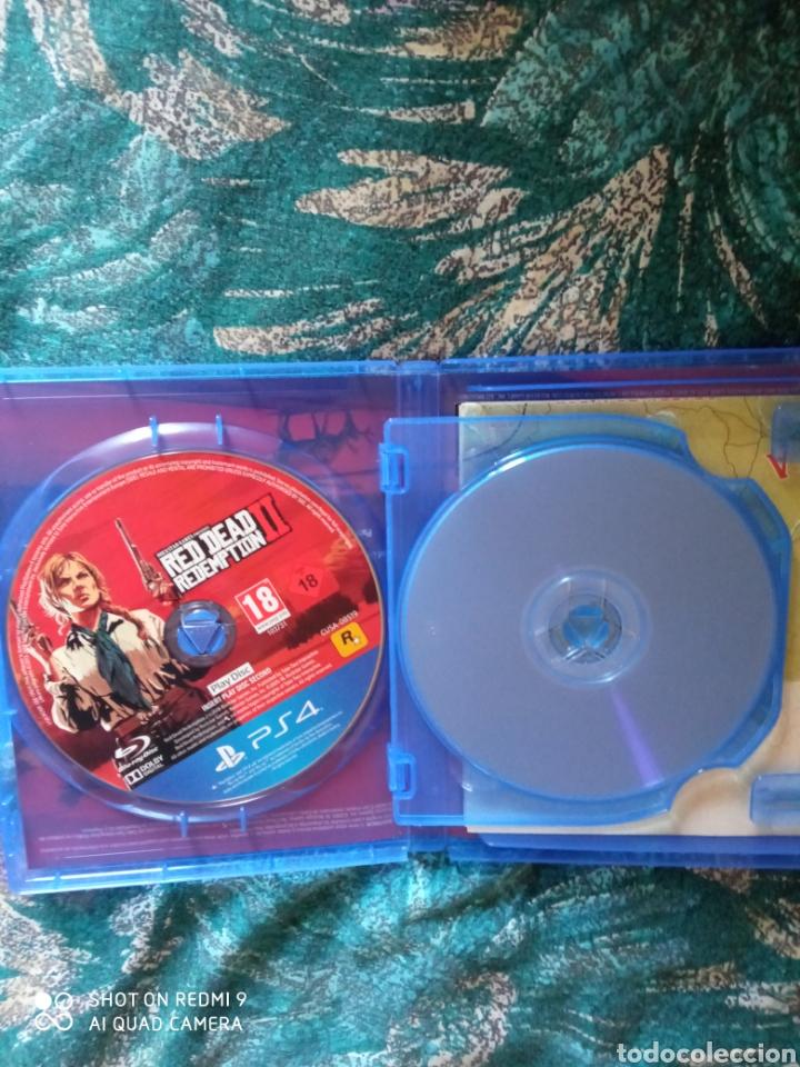 Videojuegos y Consolas PS4: Red Dead Redemption y Mortal Kombat 11 Ps4 - Foto 4 - 254356805