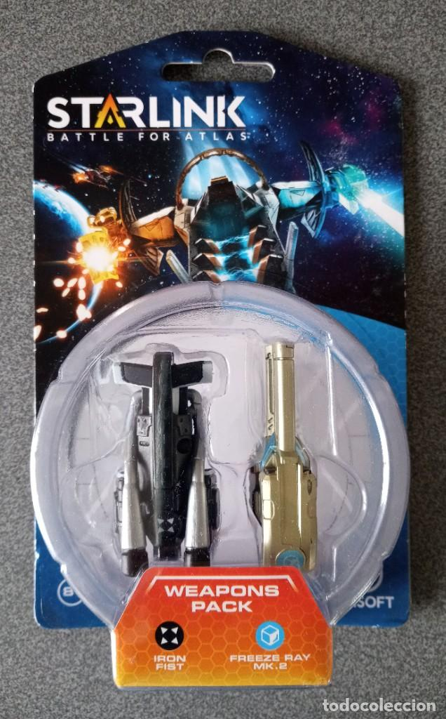 STARLINK BATTLE FOR ATLAS WEAPONS PACK PS4 NINTENDO SWITCH XBOX ONE (Juguetes - Videojuegos y Consolas - Sony - PS4)