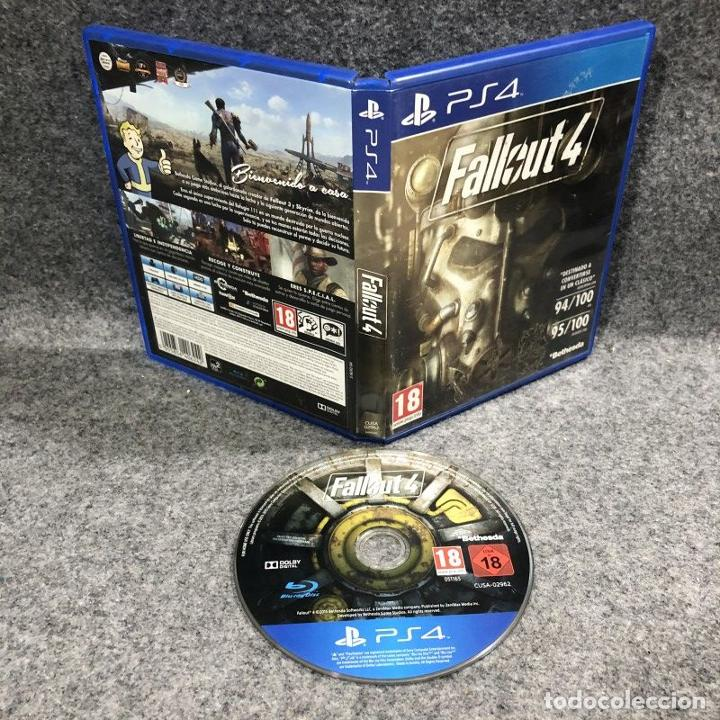 FALLOUT 4 SONY PLAYSTATION 4 PS4 (Juguetes - Videojuegos y Consolas - Sony - PS4)