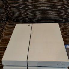 Videojuegos y Consolas PS4: PS4 BLANCA COMPLETA. Lote 254649070