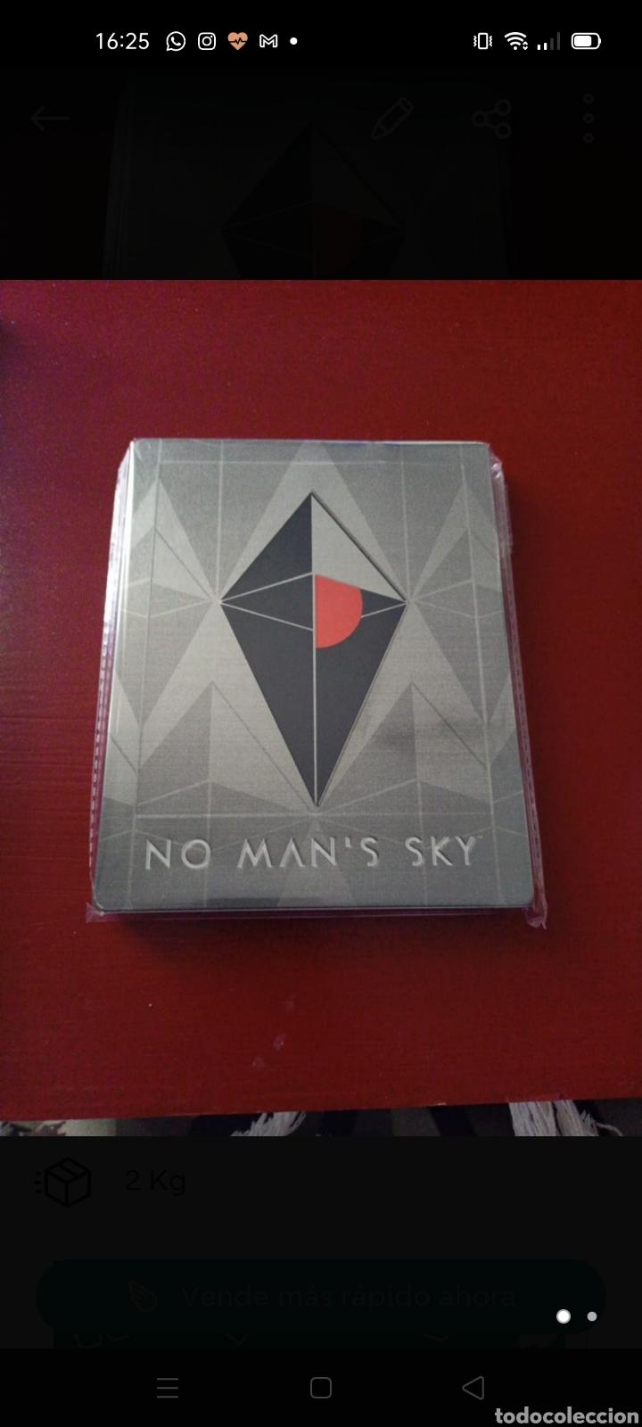 NO MAN'S SKY STEELBOOK EDICION METALICA PS4 (Juguetes - Videojuegos y Consolas - Sony - PS4)