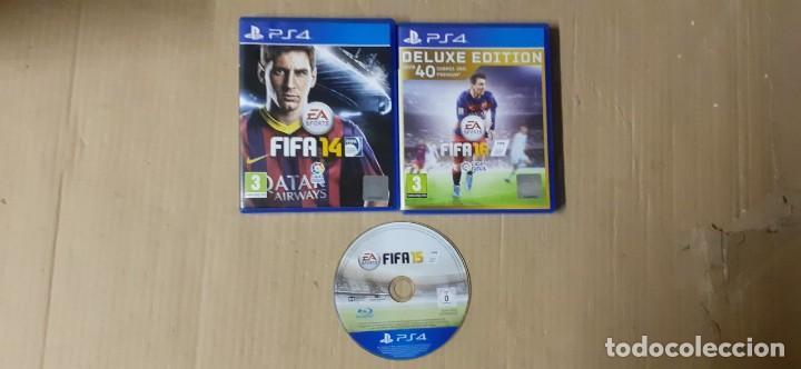 JUEGO SONY PS4 FIFA 2015 Y MAS (LEER) (Juguetes - Videojuegos y Consolas - Sony - PS4)