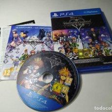 Jeux Vidéo et Consoles: KINGDOM HEARTS HD 1.5 + 2.5 REMIX ( PLAYSTATION 4 - PS4 - PAL - ESP). Lote 256114765