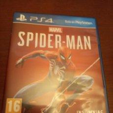 Videojuegos y Consolas PS4: SPIDERMAN PS4. Lote 260736215